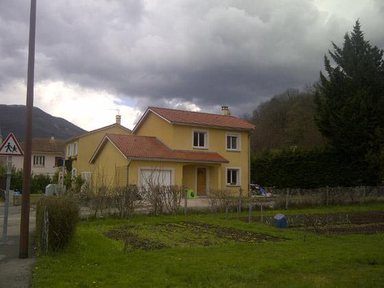 Agrandissement maison individuelle myl architectures for Agrandissement maison individuelle